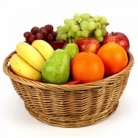 Fresh Fruit Basket - 2 kgs