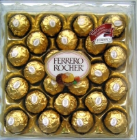 Ferrero Rocher - 24 (Pcs)
