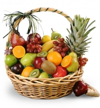 Fresh Fruits Basket - 5 kgs