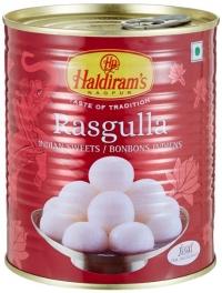 Haldiram Rasgulla - 1 kg
