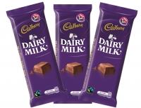 3 Cadbury Dairy Milk - 38 Gms