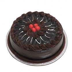 Valentines 2 Pound Chocolate Truffle