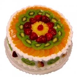 Valentines 2 Kg Fruit Cake
