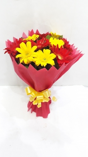 Valentines Red Yellow Love