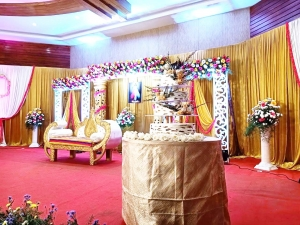 Wedding Decor Theme 1