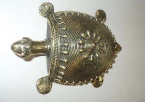 Tortoise - (Bastar Art)