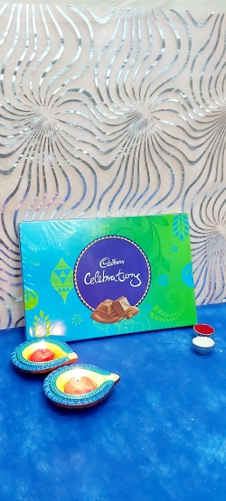 Diya & Cadbury Celebrations