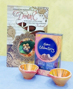 Cadbury And Diwali Greetings