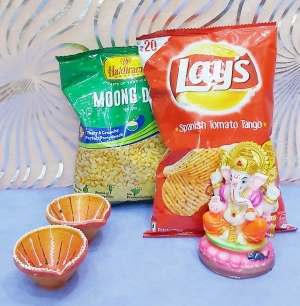 Diya's And Snack