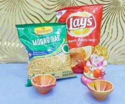 Diya's And Snack