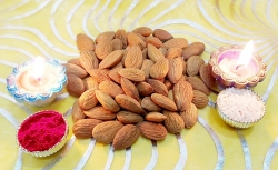 Almonds With Diya's