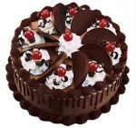 1 kg Five Star Chocolate Cake